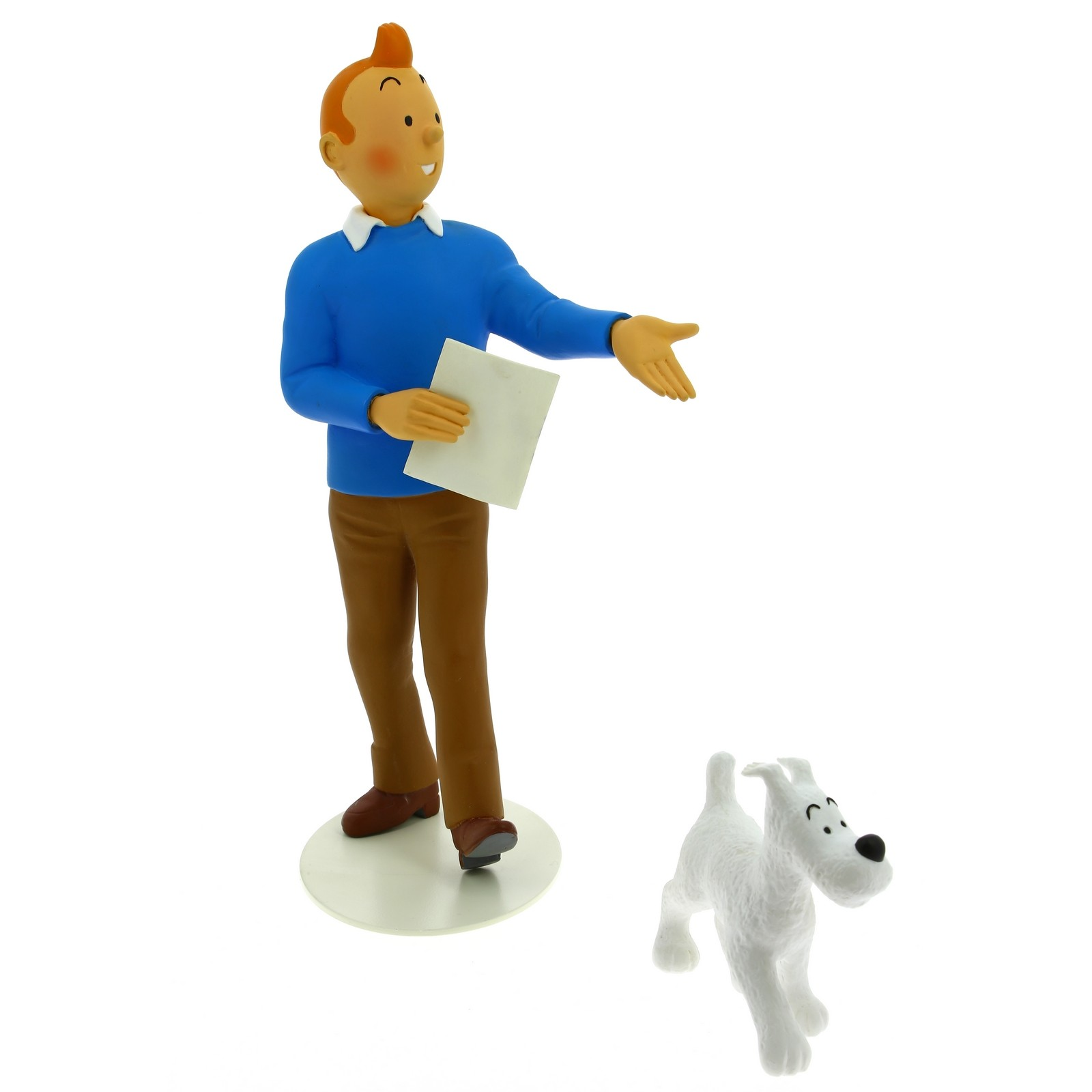 MUSEE IMAGINAIRE TINTIN ET MILOU
