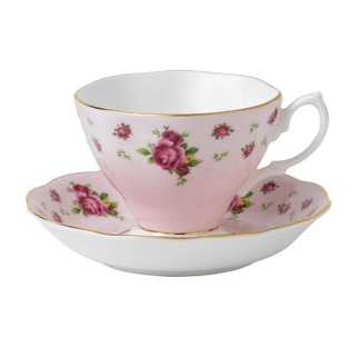 TASSE A THE ET SOUCOUPE NCRPINK